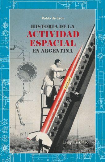 Tapa Historia de la actividad espacial