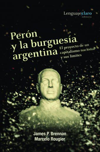 Tapa Perón y la burguesía argentina