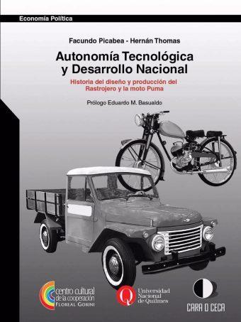 Tapa Rastrojero y la motocicleta Puma
