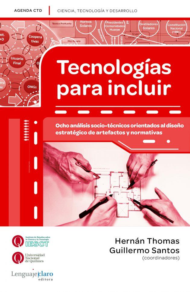 Tapa Tecnologías para incluir