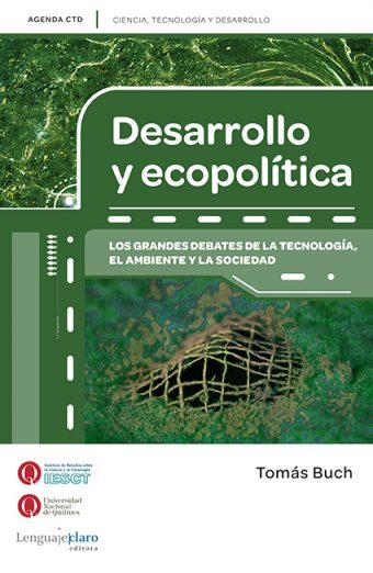 Tapa Desarrollo y ecopolítica