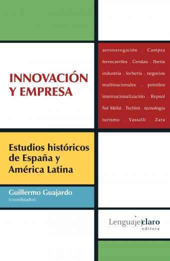 Tapa Innovación y empresa