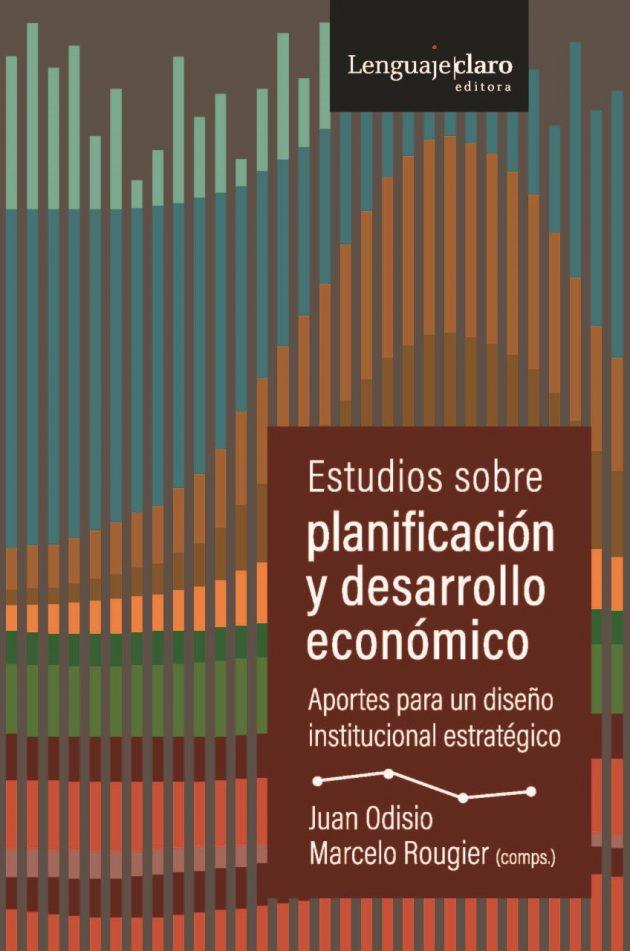 Tapa Estudios sobre planificación y desarrollo 2