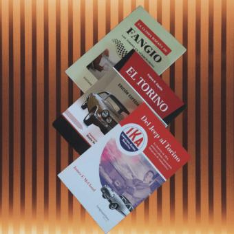 Los tres libros del combo torinero