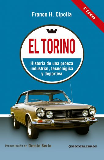 Tapa de la cuarta edición de El Torino, de Franco Cipolla